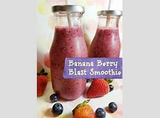 berry banana blast smoothie_image