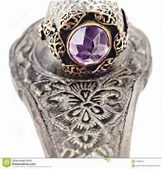 turco ottomano anello turco dell ottomano immagine stock immagine di