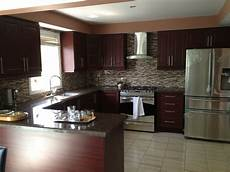 kitchen wall colors with dark cabinets room image and wallper oak color decoration white maple