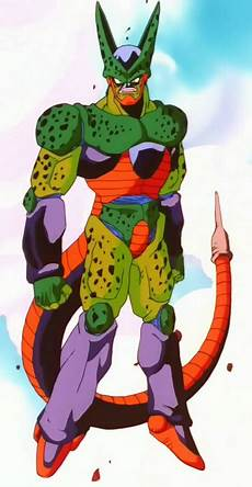 neko random things i like dragon ball z s cell saga