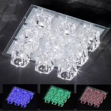 Led Deckenleuchte Farbwechsel - deckenleuchte farbwechsel led halogen le glas leuchte