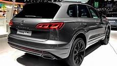 volkswagen 2020 touareg exterior volkswagen touareg v8 r line 2020 last vw with v8