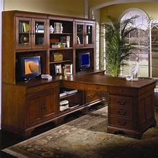 home office furniture minneapolis chateau de vin spacious executive wall t desk by aspenhome