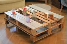 tables basse en palettes acier et roulettes cr 233 ateur