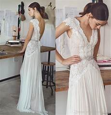 Brautkleid Boho Style - discount boho wedding dresses lihi hod 2017 bohemian