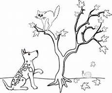 ausmalbild hund katze ausmalbilder katzen