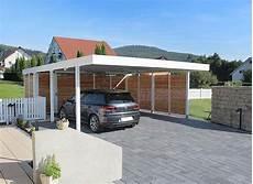 Carport Garage Unterschied by Garagen Esb Carport Doppelanlage