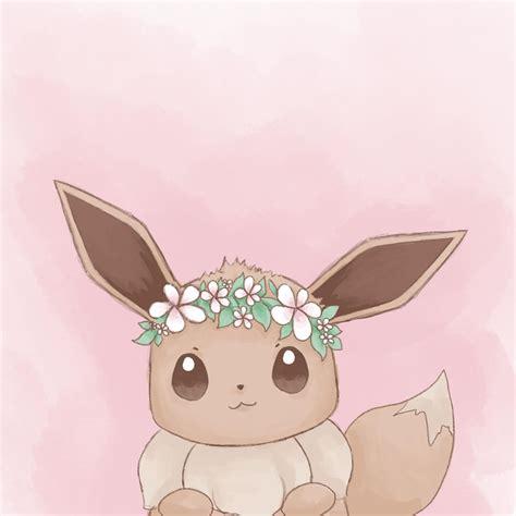 Eevee Pokemon Go Flower Crown