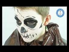 Make Up Totenkopf Schminken