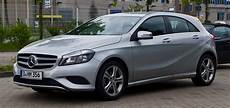 mercedes a klasse iii w176 restyling 2015 now