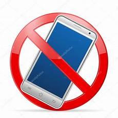 T 233 L 233 Phone Mobile Interdiction Image Vectorielle Julydfg