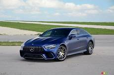 drive of the 2019 mercedes amg gt4 coupe car
