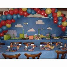 deco anniversaire mario anniversaire theme mario thema deco