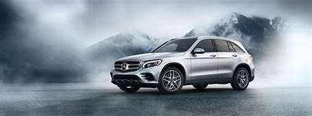 2019 GLC SUV  Mercedes Benz