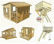 simple cubby house plans downloadable tree house plans tree house plans simple