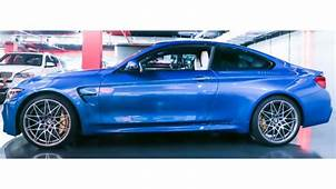 BMW M4 Competition Package  Warranty Valid Until 05/2020