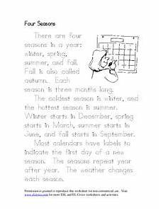 four seasons worksheets for grade 2 14879 four seasons worksheet for 2nd 5th grade lesson planet