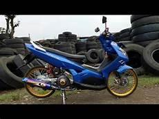 Nouvo Modif by Modifikasi Yamaha Nouvo Z 2005 Harian Inspirasi