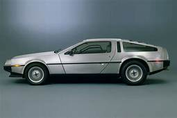The DeLorean DMC 12 Is Coming Back To Future This