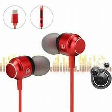 Mtal Bass Earbuds Wired Type by Metal Bass Hifi Earphone With Mic Wired Dynamic Line