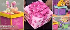 aprende c 243 mo hacer cajas de regalo en foami paso a paso lodijoella manualidades en goma