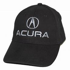 acura hat acura black twill hat