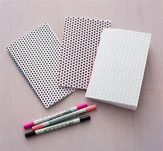 notizbuch selber basteln take note this is how to make a diy notebook brit co