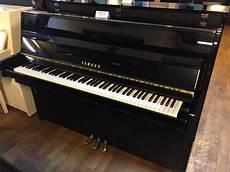 yamaha klavier b1 silent schwarz poliert gebraucht
