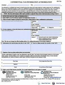 free tax power of attorney washington form pdf