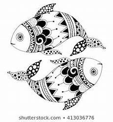 ausmalbilder sternzeichen fische aiquruguay