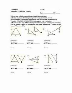 more congruent triangles worksheet answers quiz worksheet sas sss triangle congruence