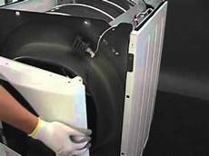 frigidaire affinity dryer serial run 4d front panel youtube