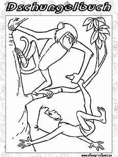 Dschungelbuch Figuren Malvorlagen Dschungelbuch Malvorlagen Kostenlos Zum Ausdrucken