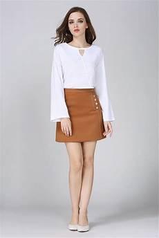 Gaya Terbaru 47 Baju Wanita Putih Polos Lengan Panjang