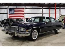Classic Cadillac Fleetwood For Sale On ClassicCarscom