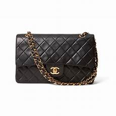 Coco Chanel Tasche - what goes around comes around chanel 2 55 lambskin bag
