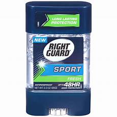right guard deo right guard sport antiperspirant deodorant clear gel