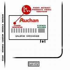 service traiteur auchan auchan st jean de la ruelle catalogue et horaires