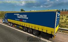 Malvorlagen Lkw Walter Lkw Walter Trailer Ets2 Ets2 Mod