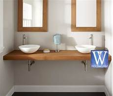 plan vasque bois salle de bain meubles salle de bain en teck collection plan de travaille