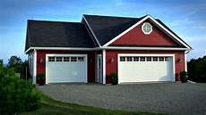 ultimate detached garage 100 days of construction youtube
