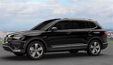 tiguan 2019 änderungen 2019 vw tiguan black colors rumors changes interior