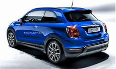 fiat 500 crossover fiat 500x coupe crossover needs to happen