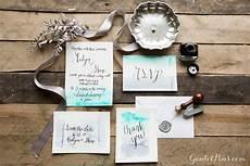 how to diy wedding invitations goulet pens blog