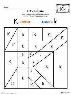 coloring worksheets for pre k 12865 uppercase letter k template printable myteachingstation