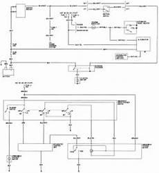 88 crx wiring diagram repair guides