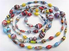 Fabriquer Des Colliers De Perles En Papier Recycl 233 Guide