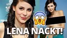 Lena Meyer Landrut Mit Nackt Fotos Erpresst L