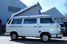 vw t3 california poptop cers