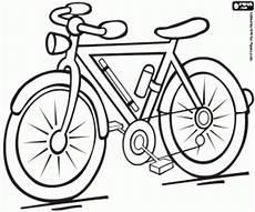 Malvorlage Zum Ausdrucken Fahrrad Ausmalbilder Das Fahrrad Ein Fahrzeug Zum Ausdrucken